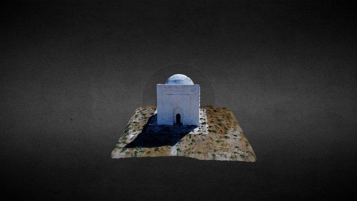 Aqtobe Mazary 3D Model