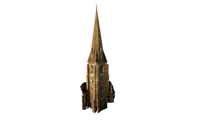 St George, Hanworth - 17.07.20 3D Model