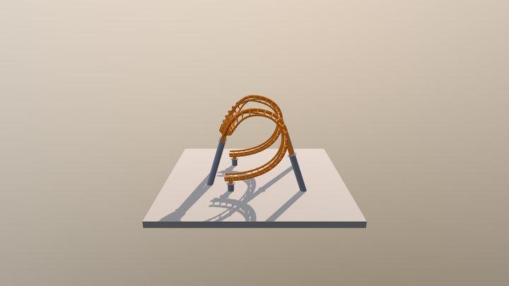 Cobraroll 3D Model