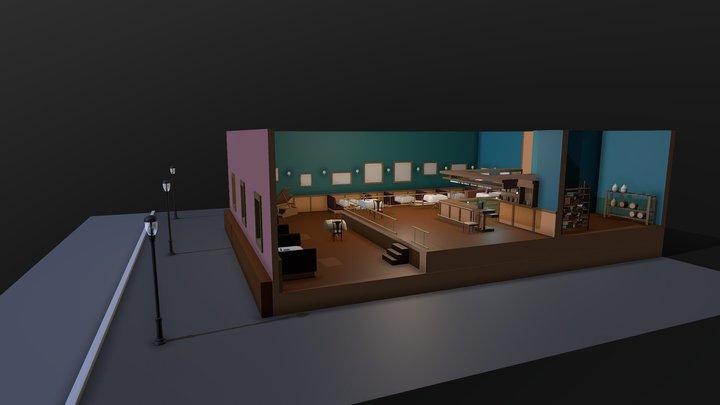 Homework 4 XYZ 3D Model