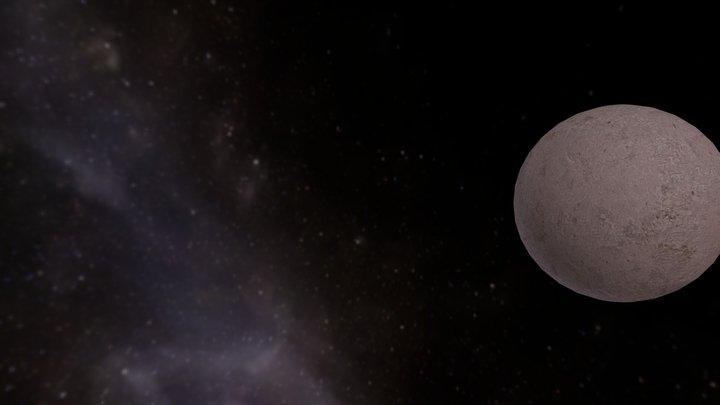 Apollo 11 3D Model