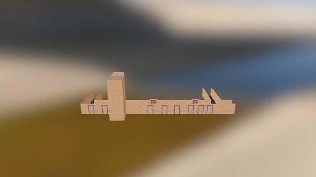 UoN_evacuationDemo 3D Model