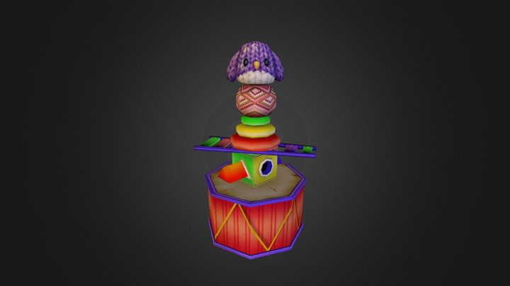 Totem (2014) 3D Model