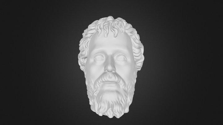 Ritratto di Settimio Severo 3D Model
