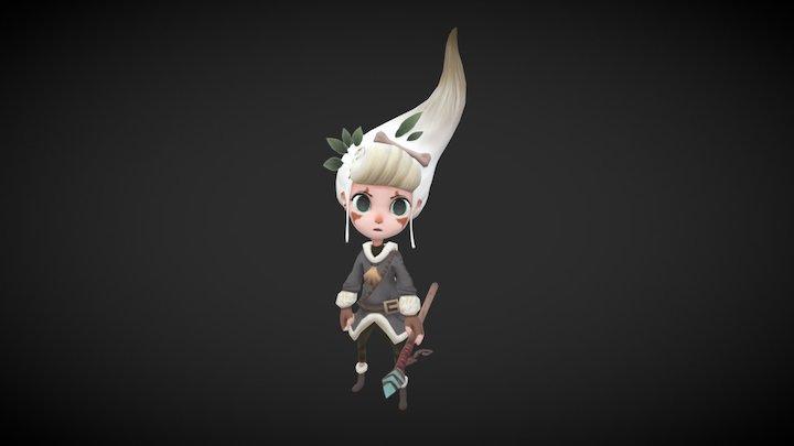 Kirima (Rework) 3D Model