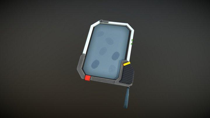 Deck Preview 3D Model