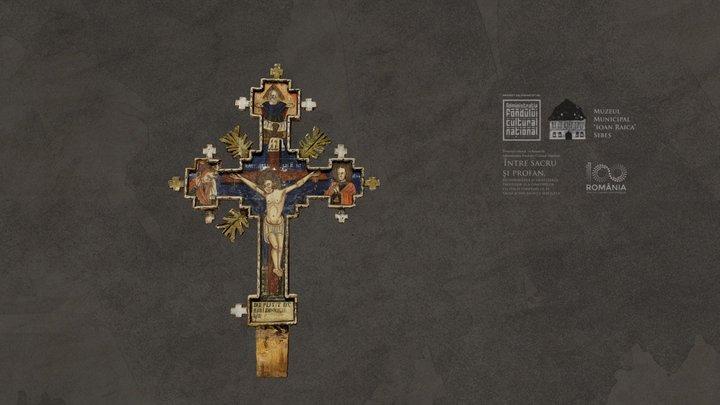 Crucea Natului, Jidostina, Romania 3D Model