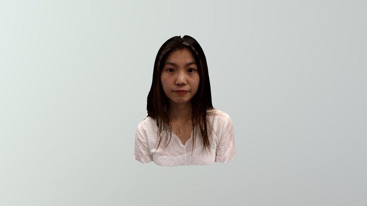 Xinwen Chen 3D Model
