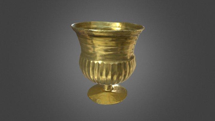 Golden Cup / Arany kehely, Bócsa 3D Model