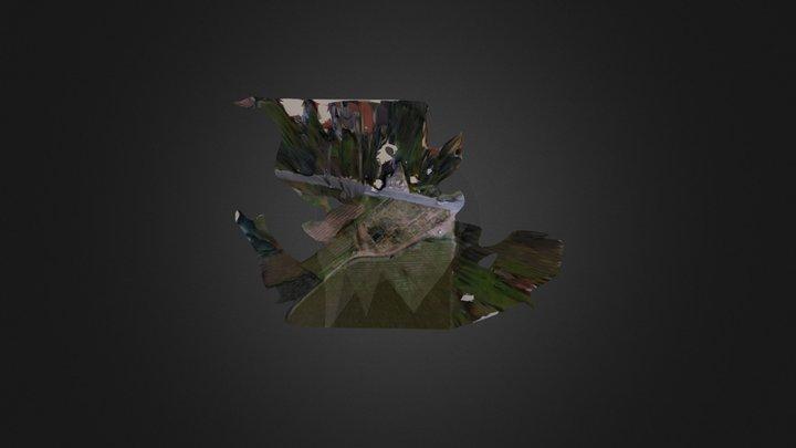 Cópia De Centum Celas 3D Model