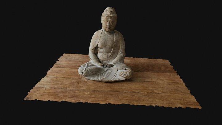 Bouddha 3D Model