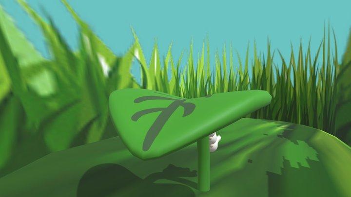 Music Bug 3D Model