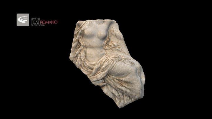 Rhea Silvia 3D Model