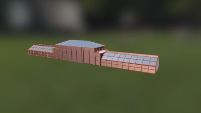 Elgin Garden 3D Model