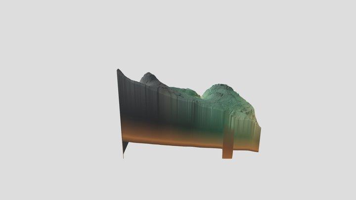 Meangos-modelo3D 3D Model