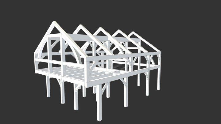 SNOW HILL RD- AUG7 3D Model