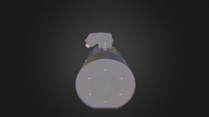 OMT1-IE2-355-4-6-B3 3D Model