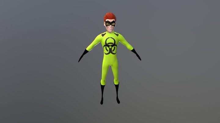 Toxious 3D Model