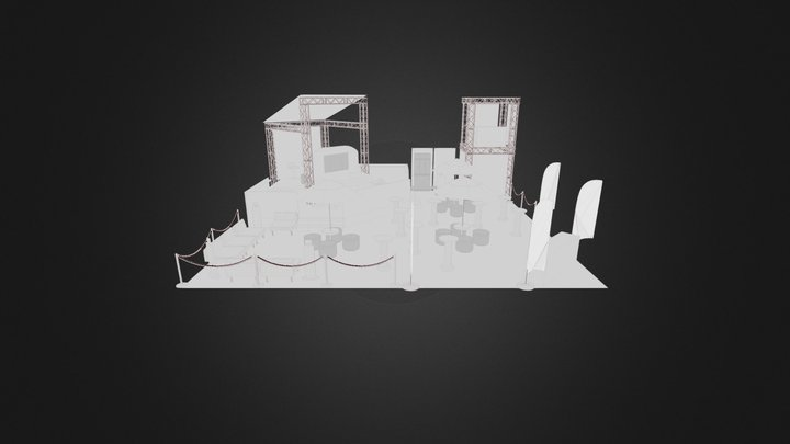 Em  CCC Lounge 3D Model