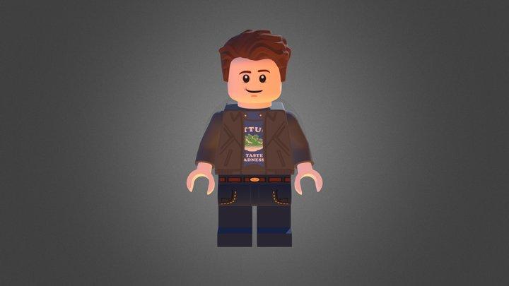 Avengers:Infinity War, Peter Parker 3D Model