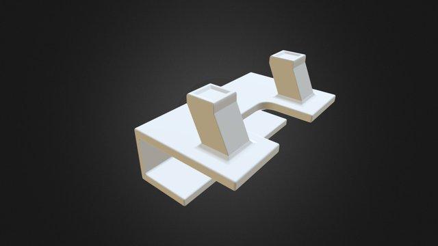 Towel Holder 3D Model