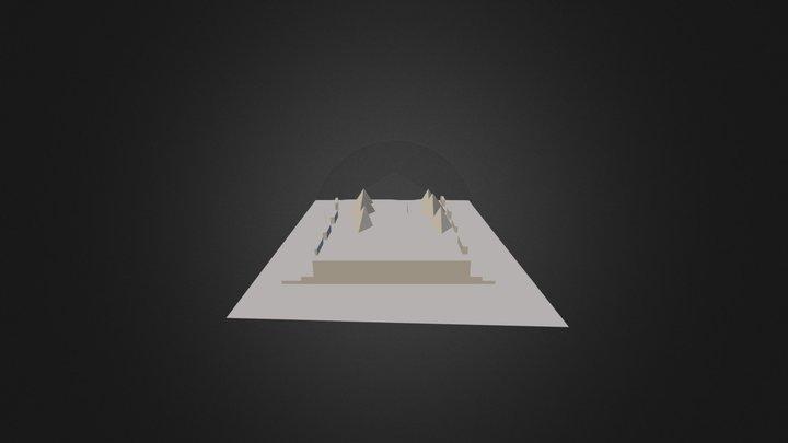 Opéra De Sydney 3D Model