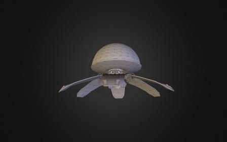 colony_prototype01 3D Model