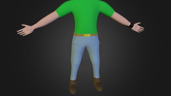 My Character 3D Model