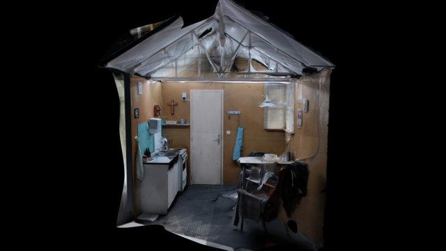 Tristesses Voisin House 3D Model