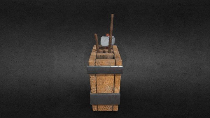 bacvrai 3D Model