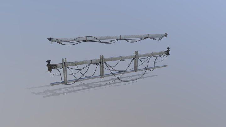 Power Lines [A & B] 3D Model