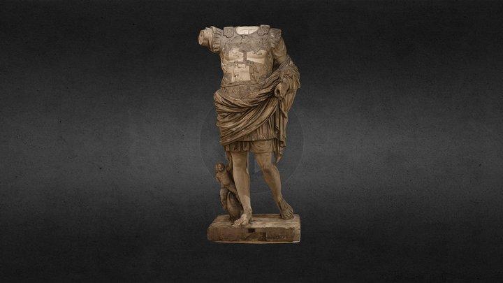 Auguste Prima Porta, Strasbourg, France 3D Model