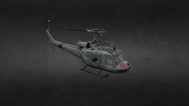 Chopper test 3  (no interpolation) 3D Model