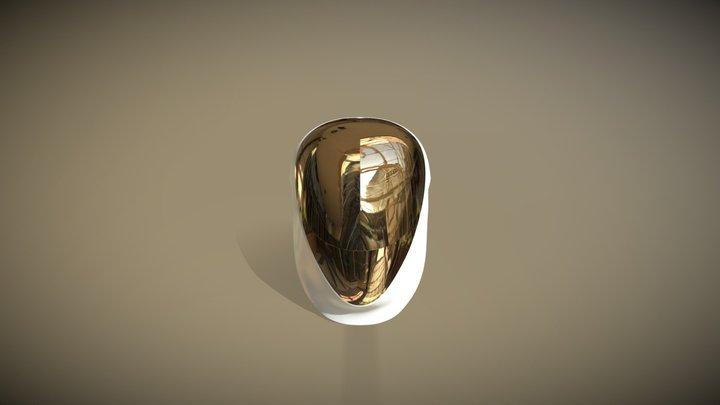 CELLRETURN Platinum LED Mask 3D Model
