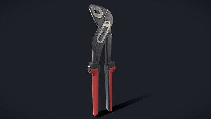 GAP wrench bake test 3D Model