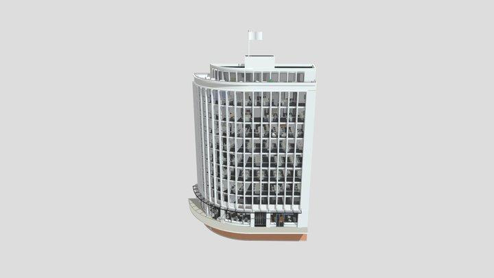 Partech Shaker 2020 v8 3D Model