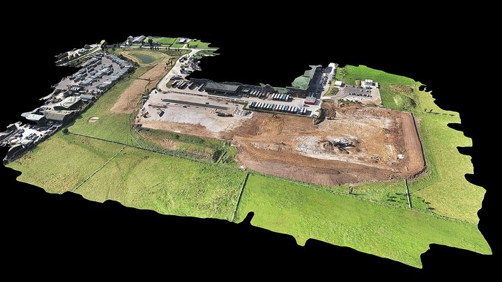 Buxton Water Full Site 2019-09-19 3D Model
