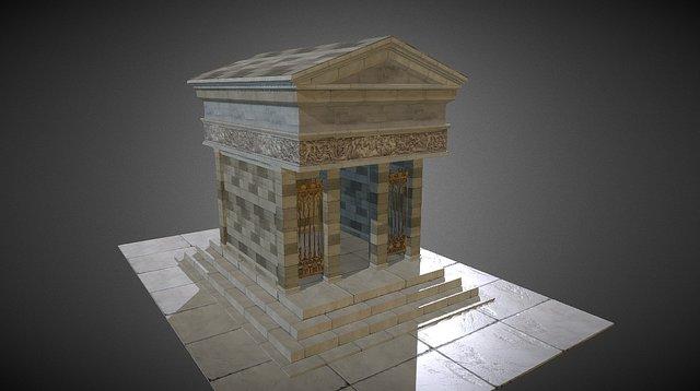 Ancient_Temple 3D Model