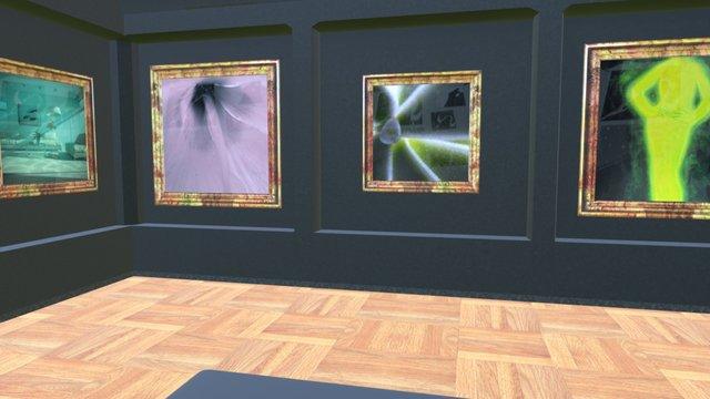 Instamuseum for @la_compagnia_degli_stefani 3D Model