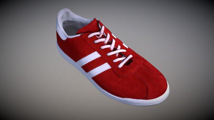 Sneaker Low 3D Model