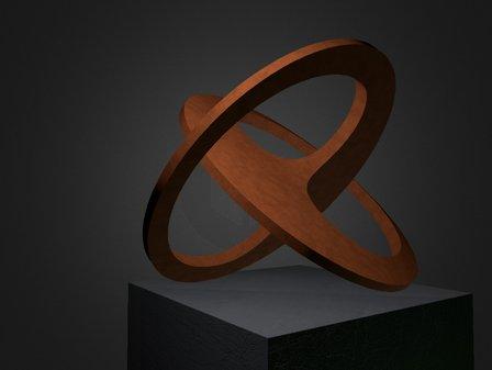 Skulptur_001 3D Model