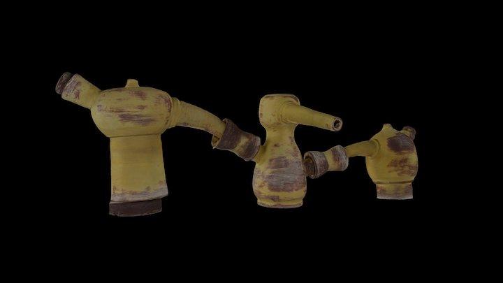 Aardvark Conjuncter 3D Model
