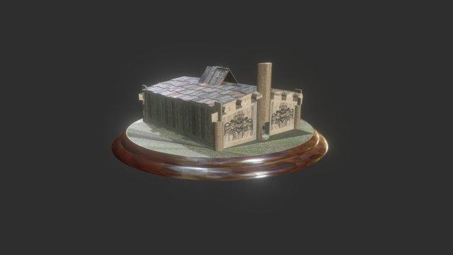 Kwakwaka'wakw 3D Model