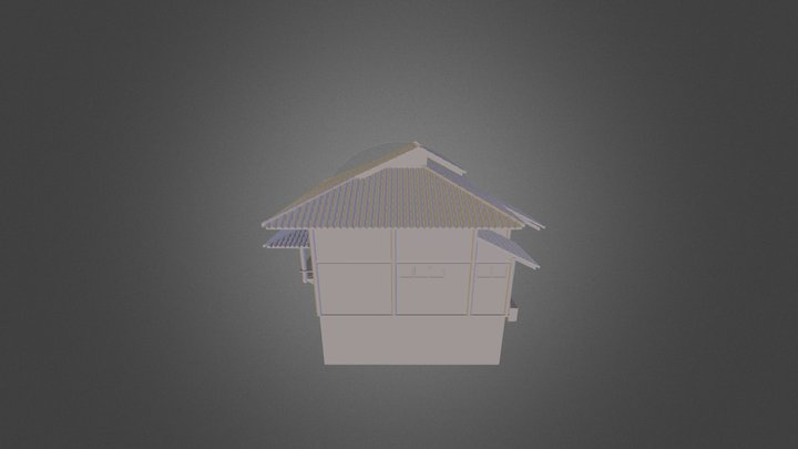 Bangalo 3D Model