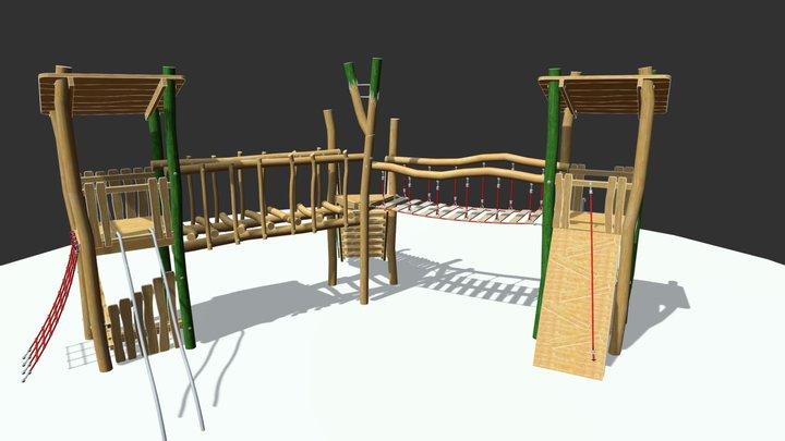 Telscombe Tower 3D Model