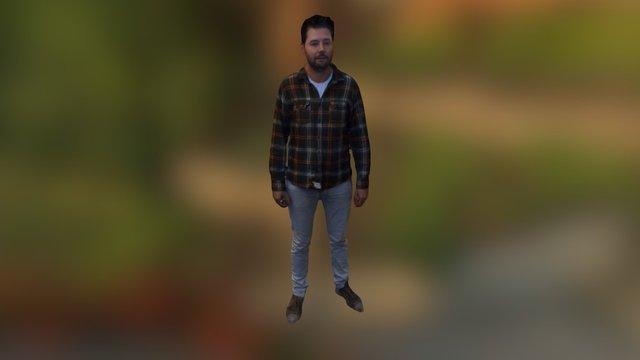 Bjorn 3D Model