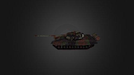 PT91 3D Model