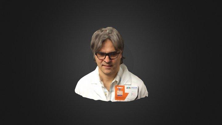 Pablo Doctor 3D Model