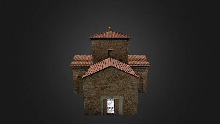 Galla Placidia 3D Model