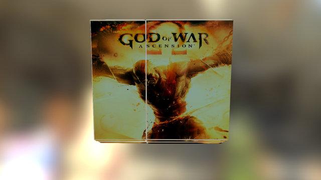 god of war ascention 3d 3D Model
